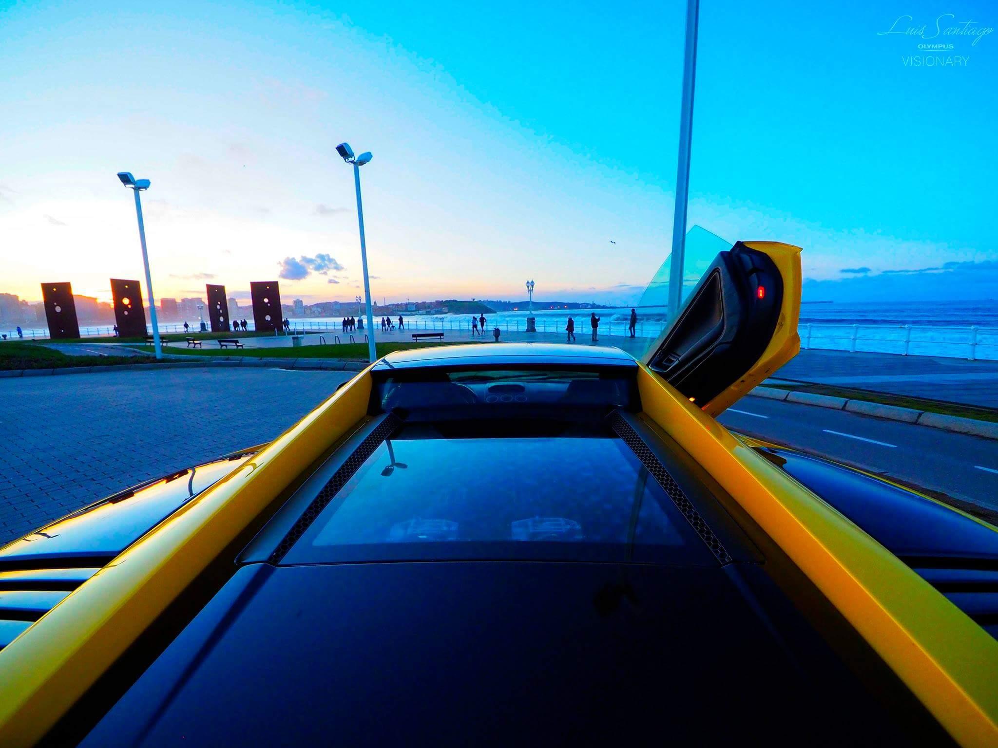 Alquiler de coches de lujo en Gijón
